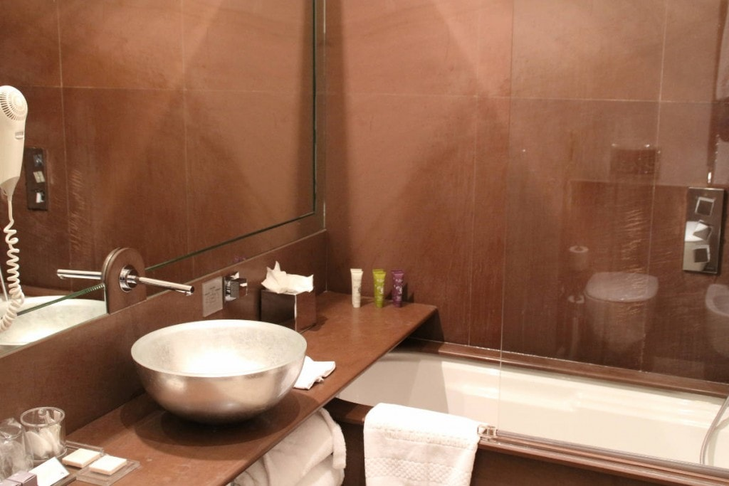 Bathroom Hotel Brunelleschi