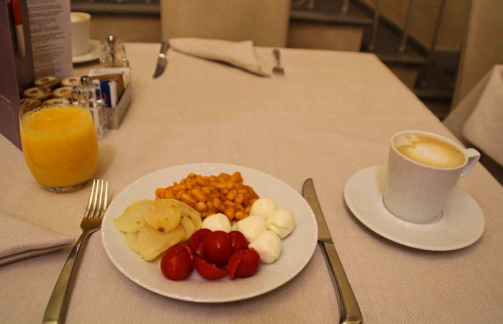 Breakfast Hotel Brunelleschi