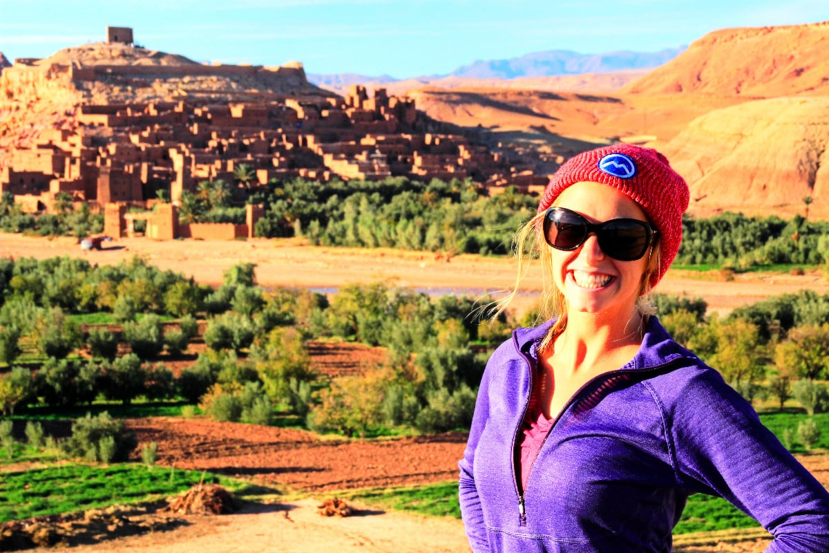 Ait Benhaddou. To read more, visit: www.thefivefoottraveler.com