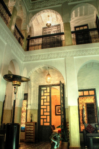 Comfortable beds, great food, and a central location makes Riad Star the ideal spot to unwind in the bustling city of Marrakech. Read more at: www.thefivefoottraveler.com