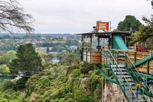 Living on the Edge? Try Bungy Jumping in Taupo!