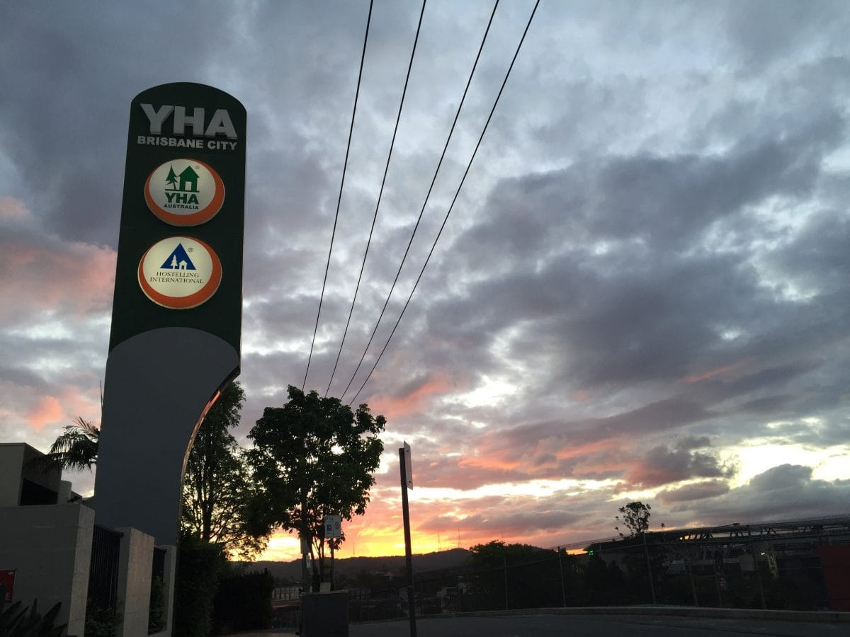 YHA Brisbane City Review (Brisbane)