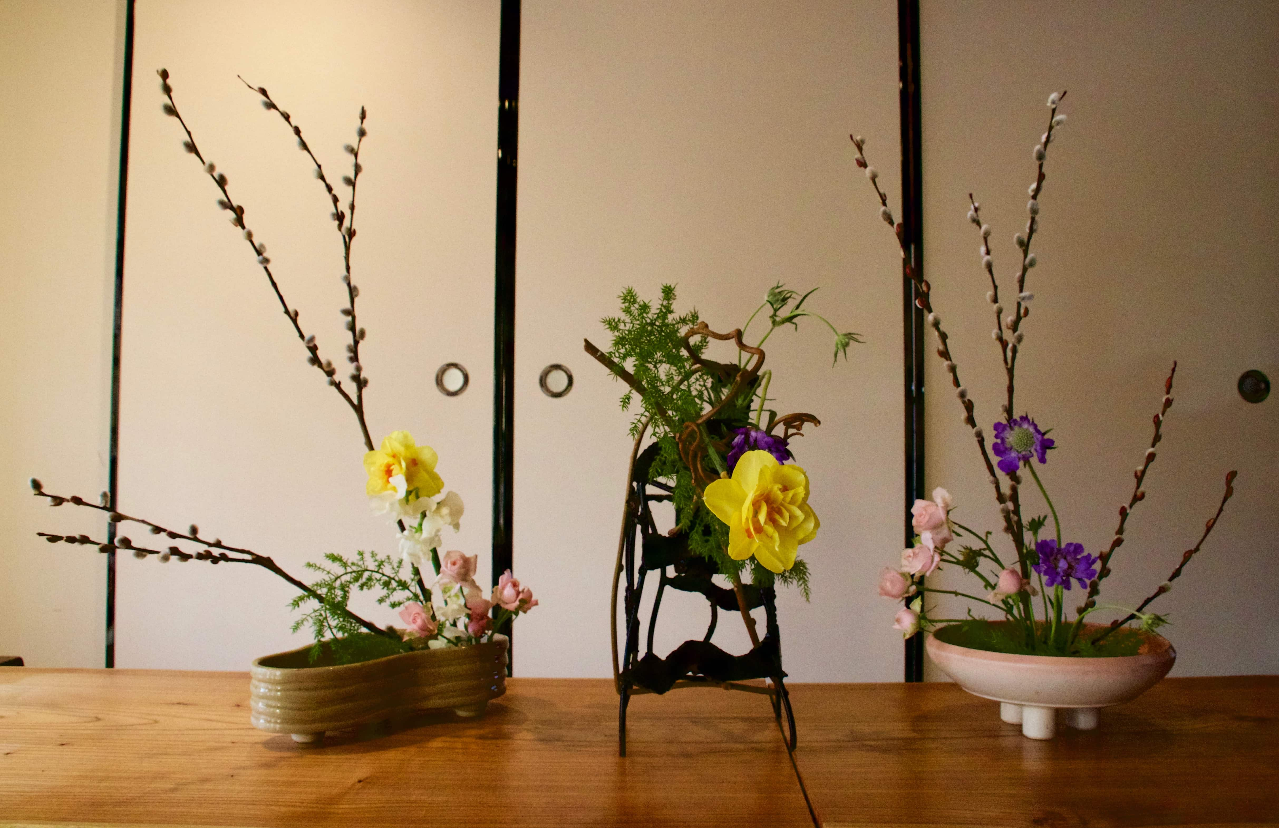 If you're looking for a cultural experience in Japan, stay at Guesthouse Mado. Wear a kimono and learn the art of Ikebana with the most kind hosts! Read more at www.thefivefoottraveler.com