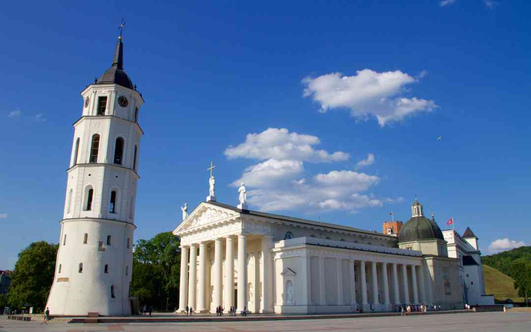 10 Things To Do In Vilnius