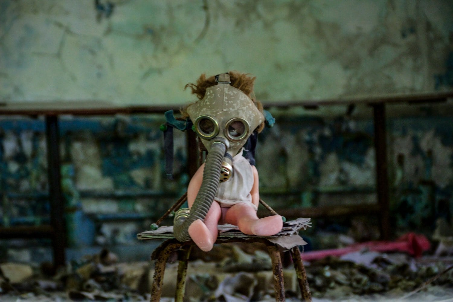 The Ghosts of the Residents & Children of Chernobyl
