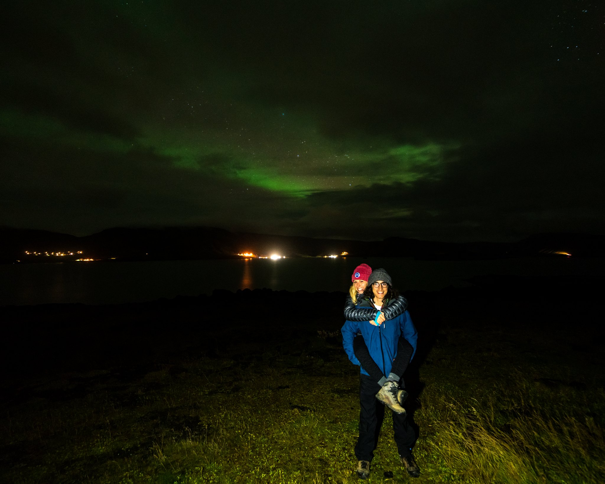 The Northern Lights -- if you want to see one of nature's great spectacles, and capture its beauty on camera, be sure to go on a photo tour in Iceland! Read more at www.thefivefoottraveler.com