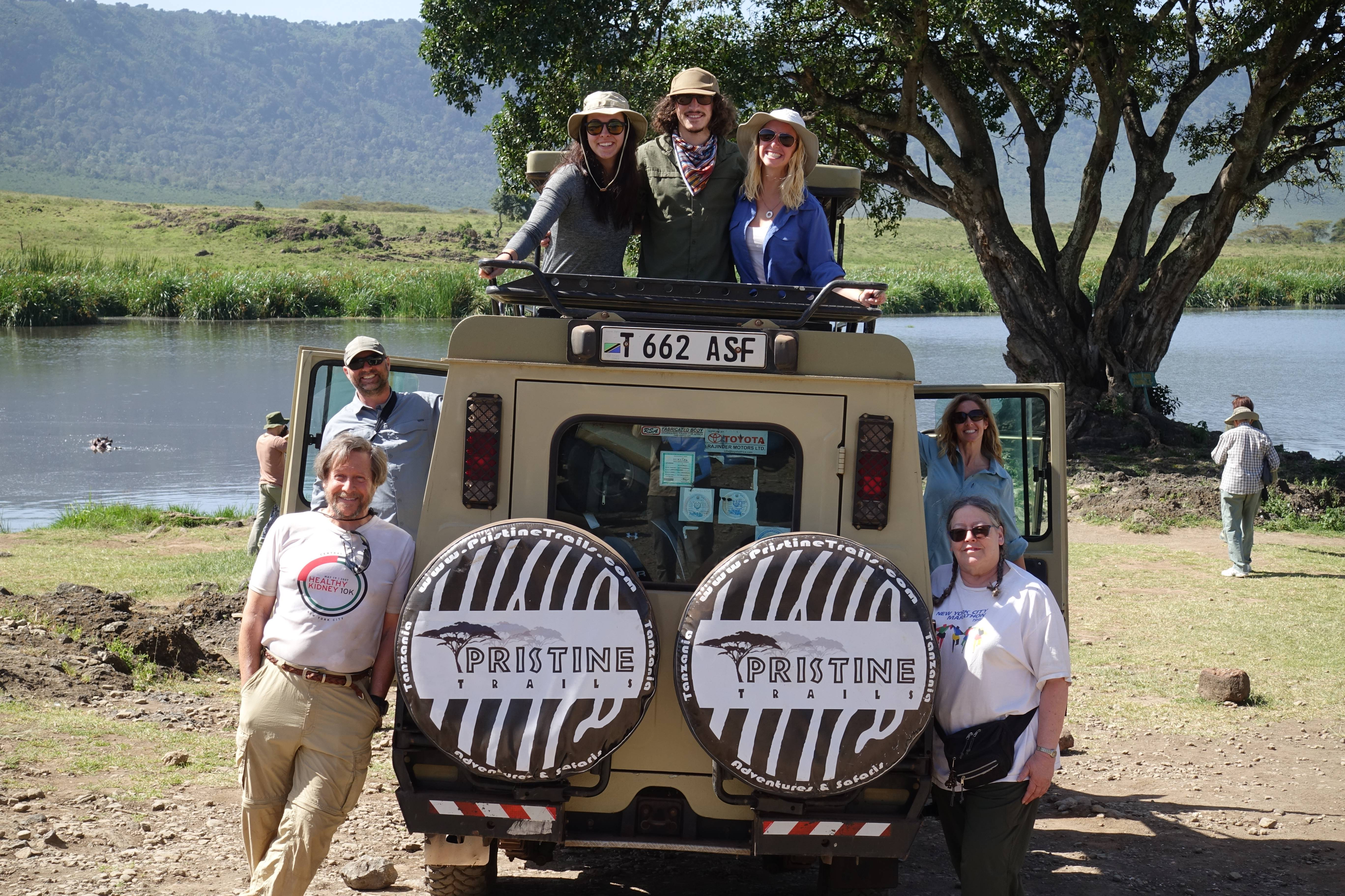 Spend a day in the Ngorongoro Crater and get ready for a thrill! From fighting lions to baby animals, the crater is a must. Our week with Pristine Trails couldn't have gone more smoothly, and we're so grateful for the memories of our time in Tanzania. Read more at thefivefoottraveler.com