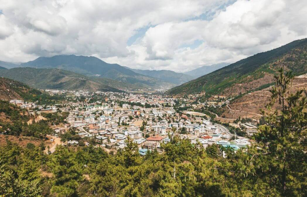 From Buddhas and Stupas to Monasteries and Nunneries   Bhutan