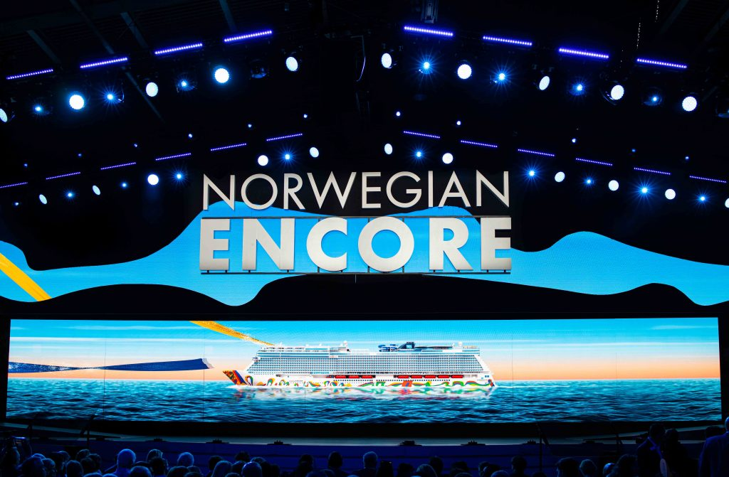 norwegian encore review