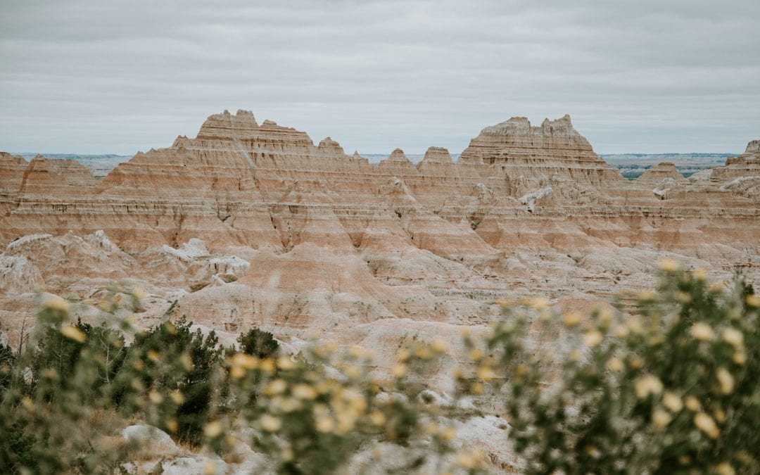 The Best of the Badlands Hiking Trails