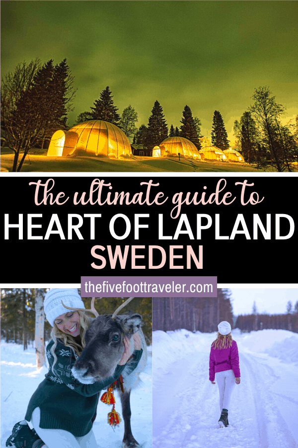 lapland sweden guide