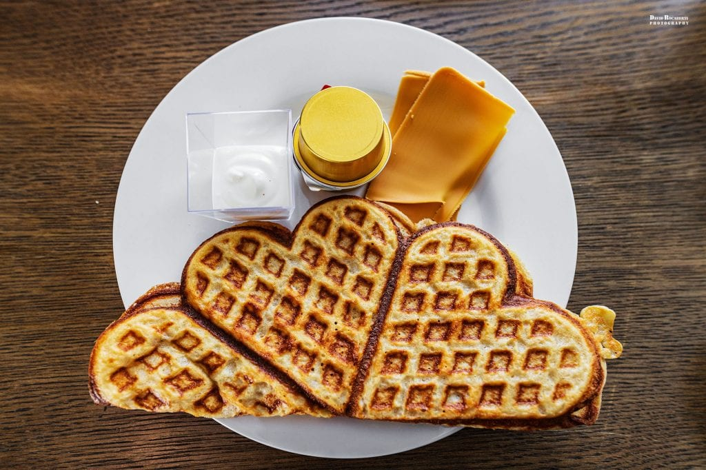 linken waffle made with love in norway