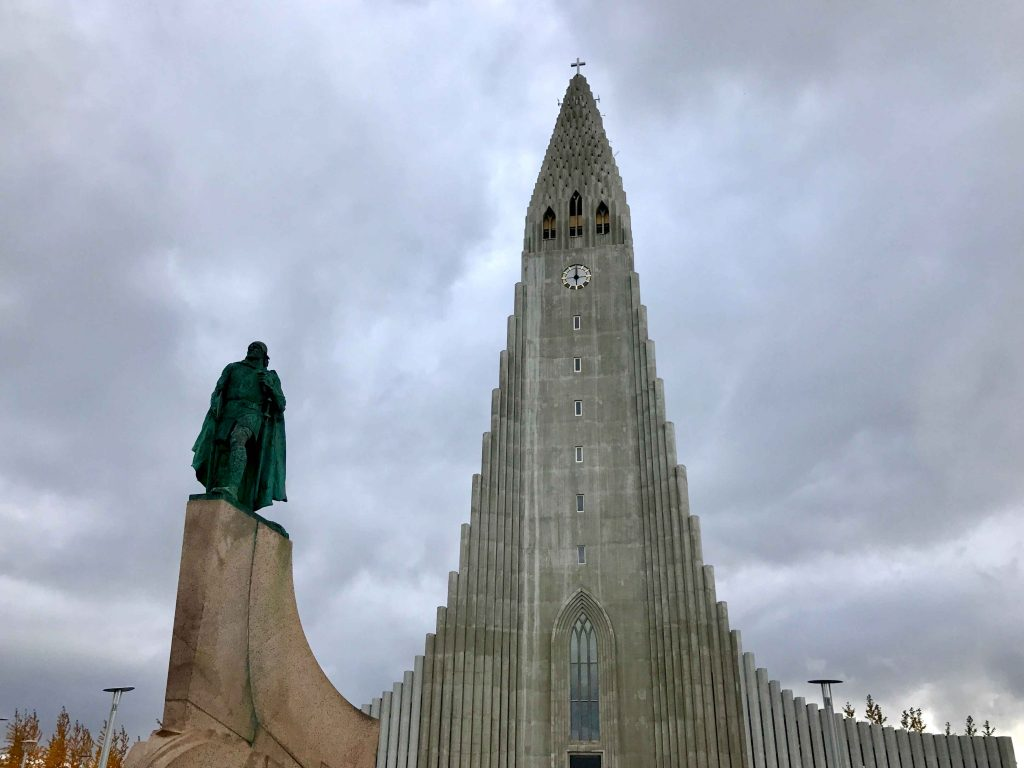if you're short on time in reykjavik, be sure to check out the church