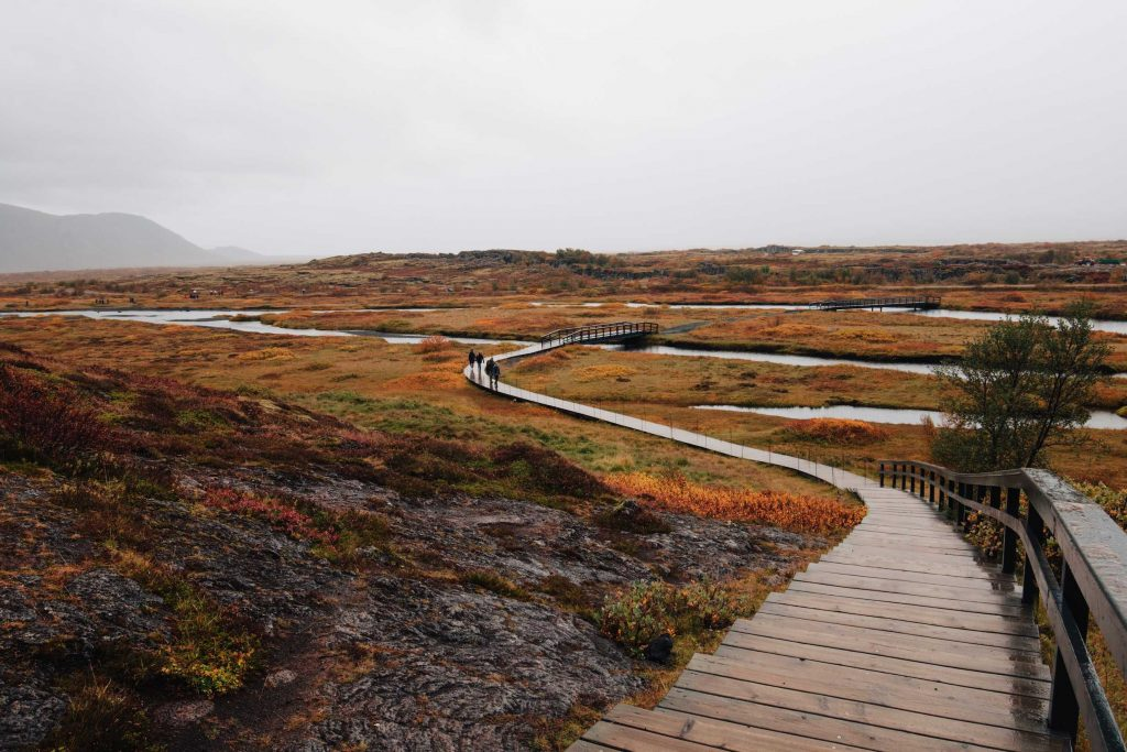 plan your iceland holidays by starting at thingvellir national park