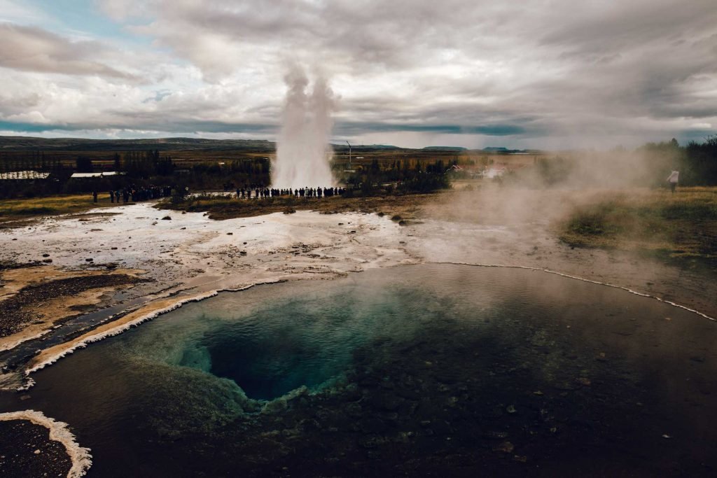 forget old faithful, check out strokkur geysir on your iceland holidays!