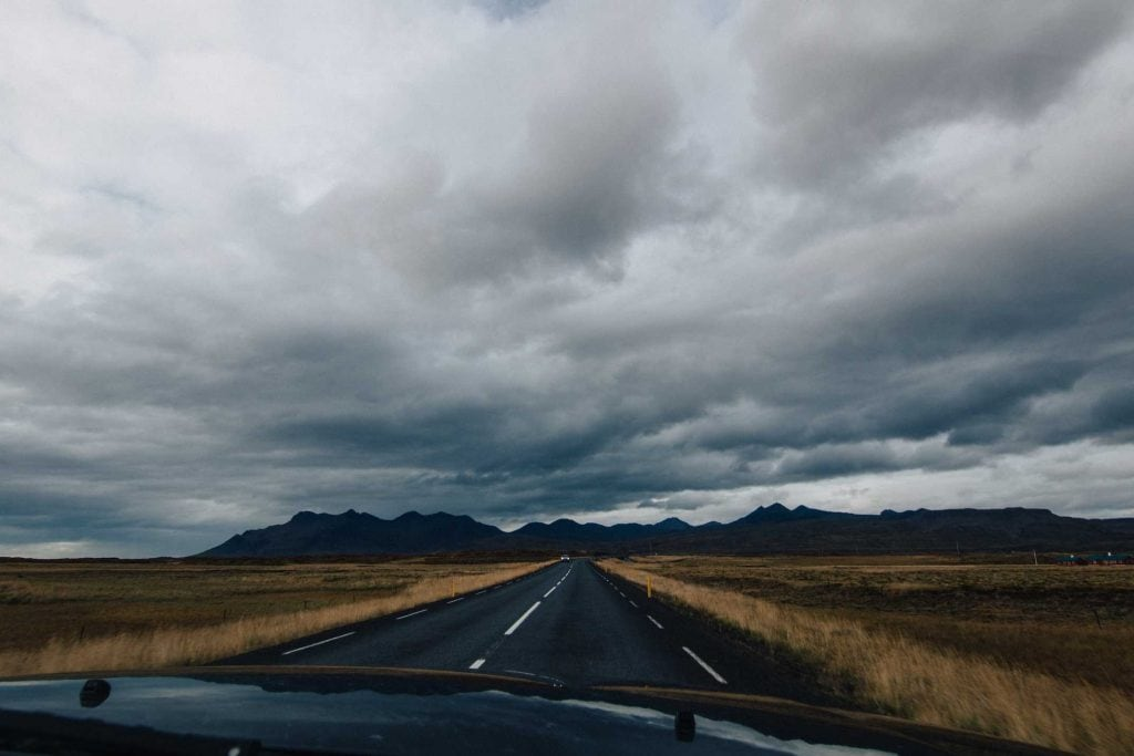 hiring a car in iceland is necessary before taking off on your iceland road trip!