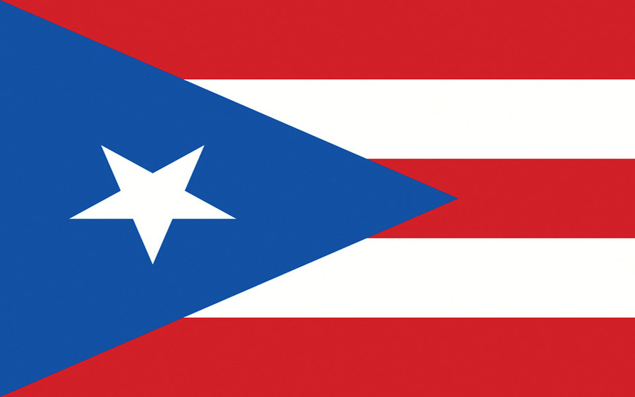 state flag puerto rico