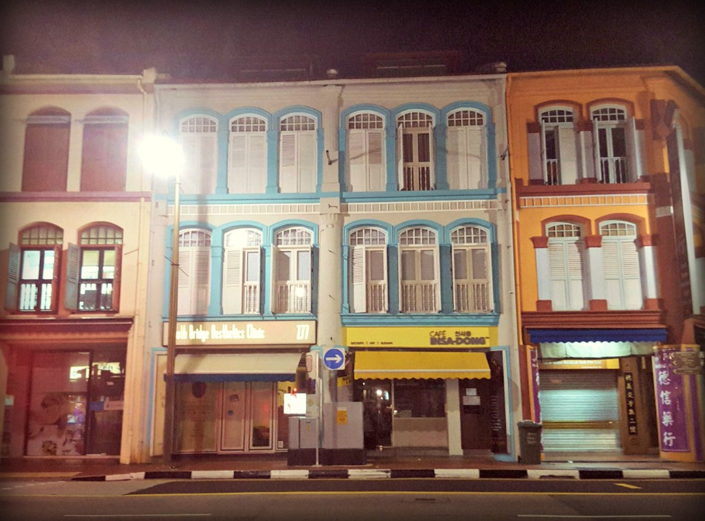 Clean, colourful, safe: this is Singapore's Chinatown