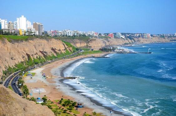 LATAM: Portland – Lima, Peru. $558. Roundtrip, including all Taxes