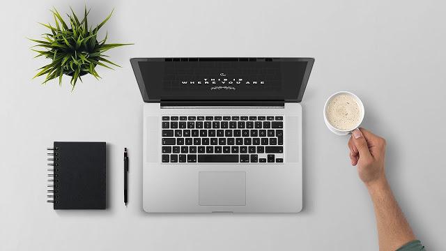 Un environnement de travail minimaliste