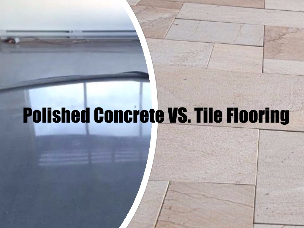 Polished Concrete Vs Tiles  What you Need to Know  The