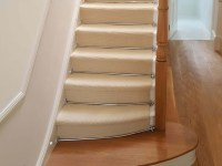 Stairs, Silver Stairrods | The Flooring Group