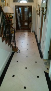 Hallway, Amtico | The Flooring Group