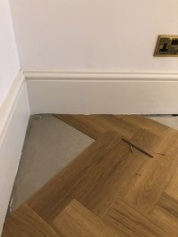 Amtico Spacia Honey Oak In Balham | The Flooring Group