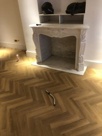 Amtico Spacia Honey Oak In Balham