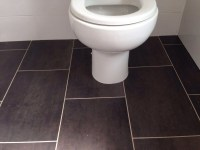 Vinyl Flooring Bathroom
