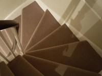 Herringbone Carpet Stairs | The Flooring Group