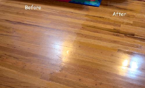 Weiman High Traffic Hardwood Floor Polish  Restorer