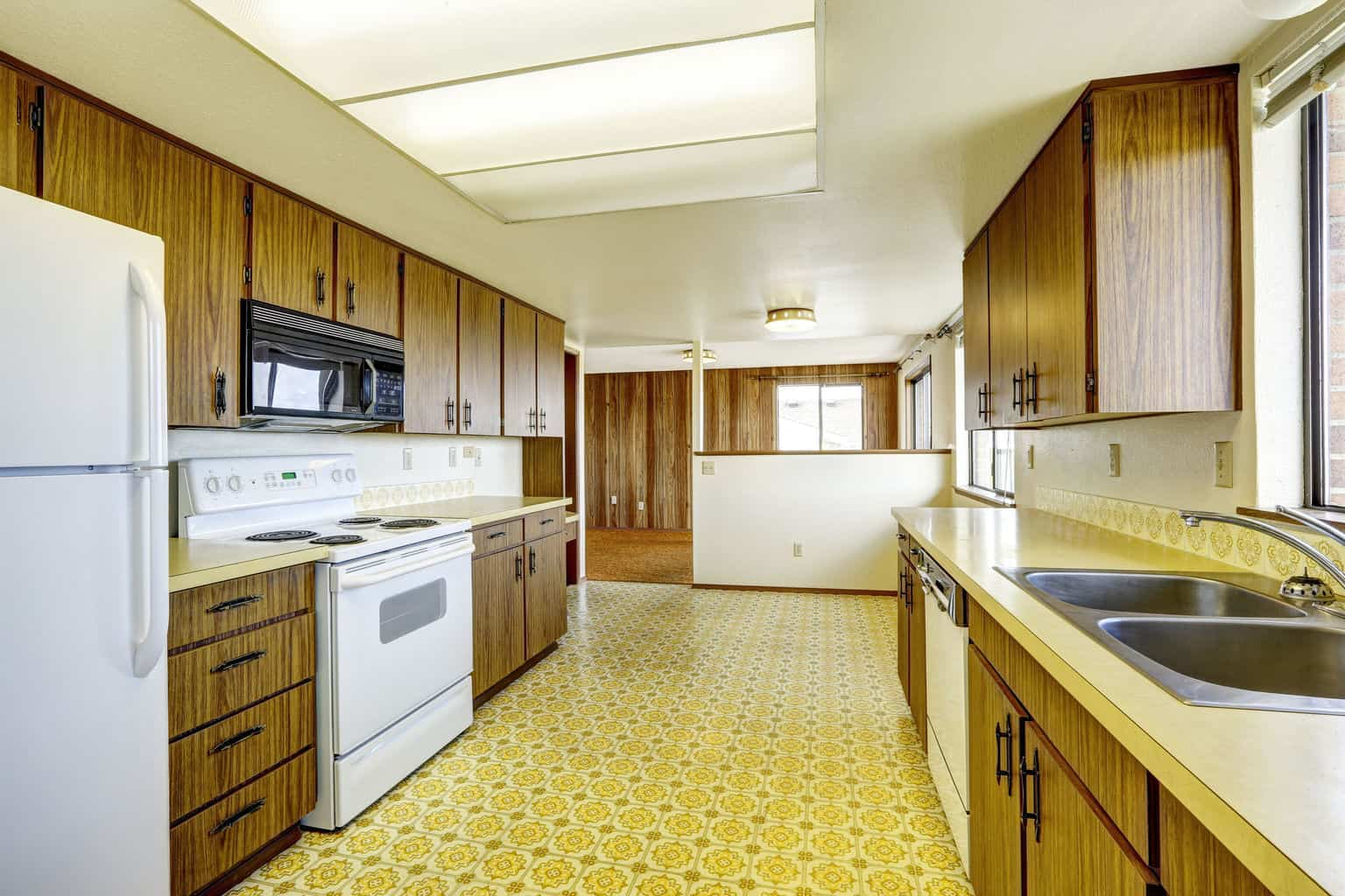 22 Kitchen Flooring Options and Ideas Pros  Cons