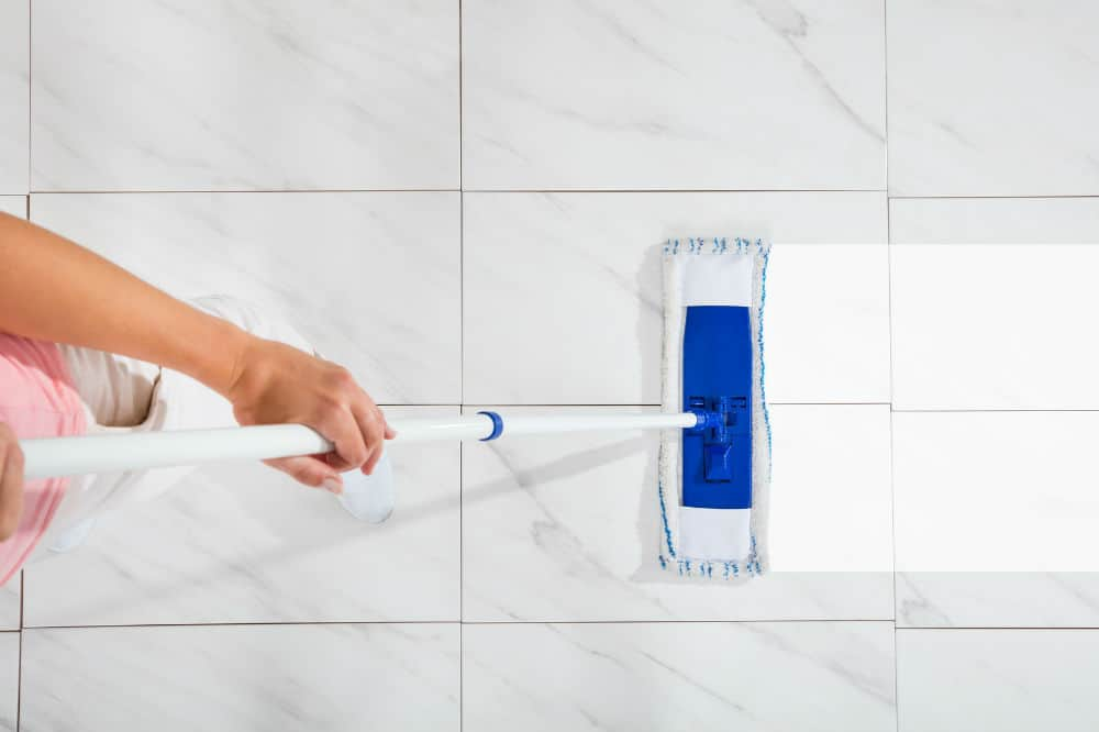 Best Mop To Use On Tile Floors