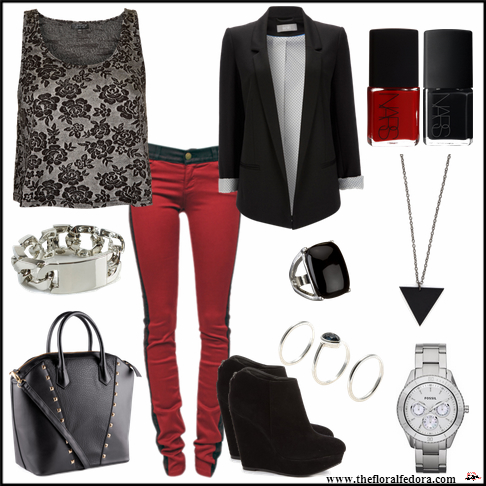 Outfit of the Day - March 19, 2013