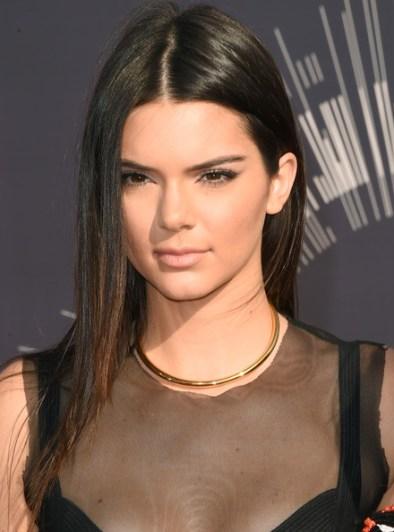 Kendall Jenner MTV VMAs Beauty Hair Face