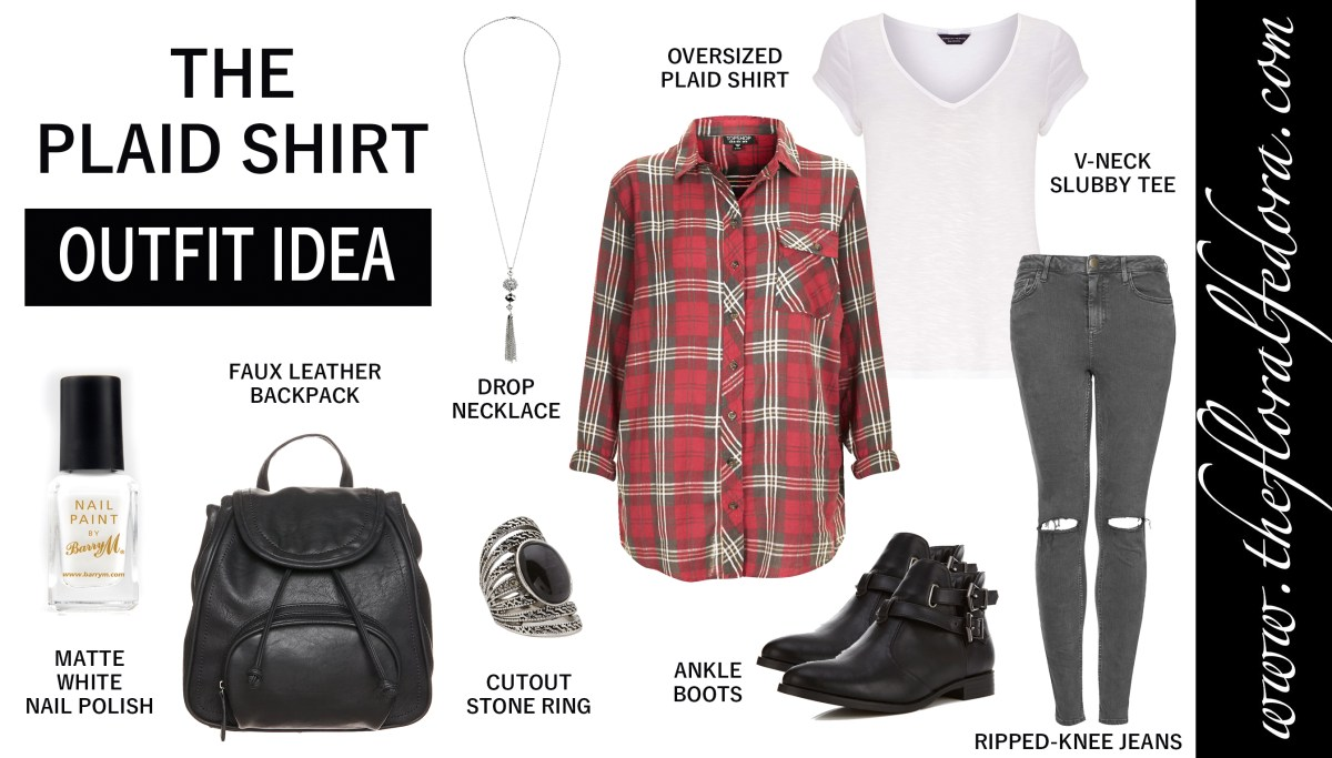 Outfit Idea: The Plaid Shirt