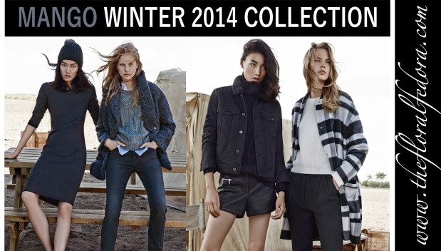 MANGO Winter 2014 Collection
