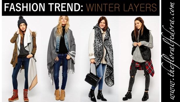 Fashion Trend: Winter Layers