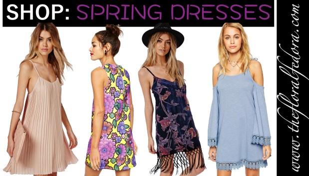 Shop: Spring Dresses