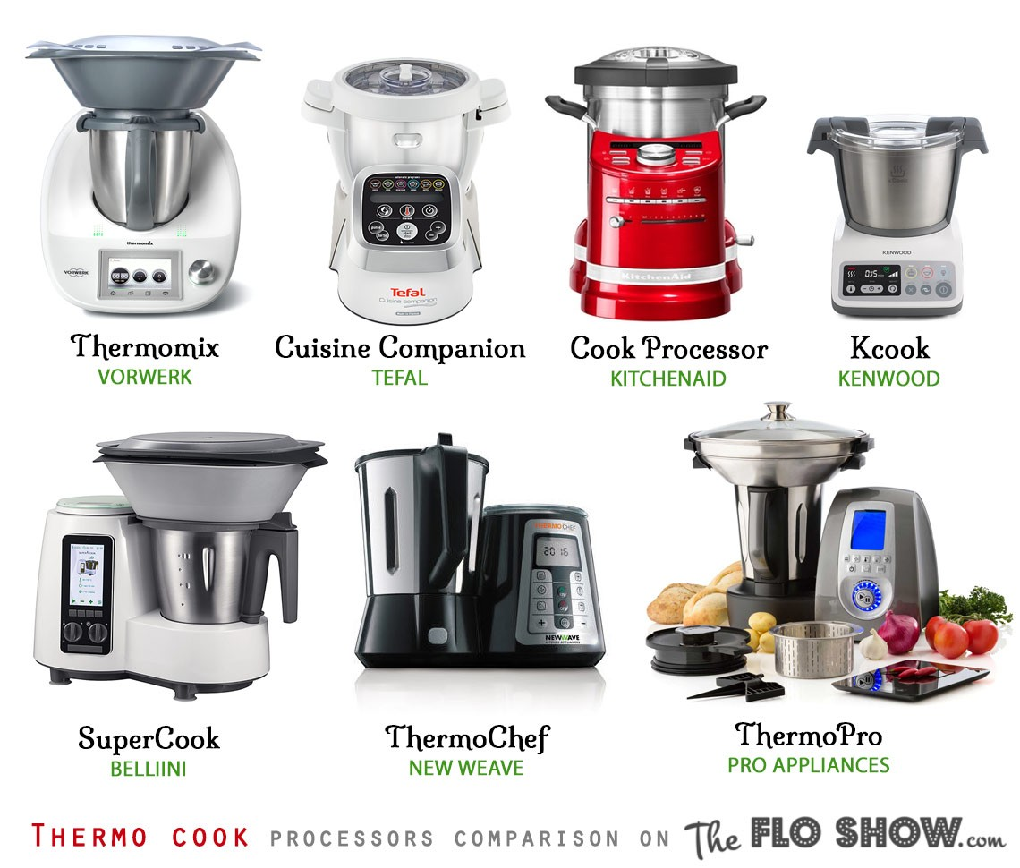 Compare Thermoappliances in 1 table TheFloShowcom
