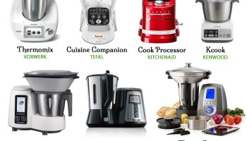thermomix ou kitchenaid