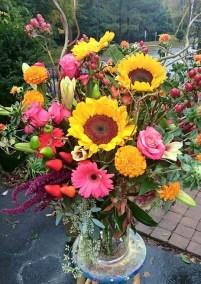 0006 Floral Arrangement Deisgn Charlotte NC