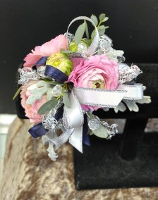 Prom Corsage Mutil Color