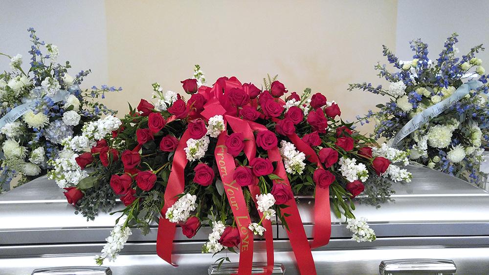 Sympathy Floral Arrangements