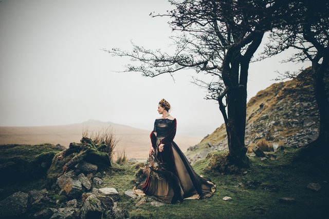 Toby Lowe Photography Christine Trewinnard Dress