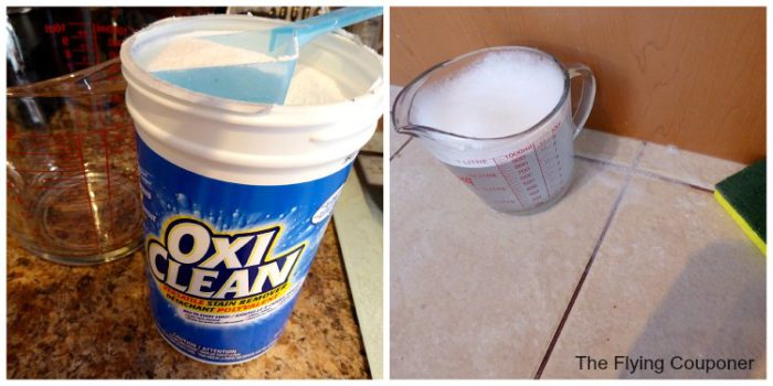 How To Fight Stains With Oxiclean Wowoxiclean The