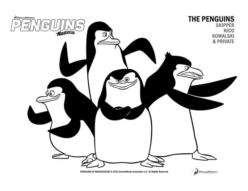 Penguins of Madagascar Giveaway. The Flying Couponer