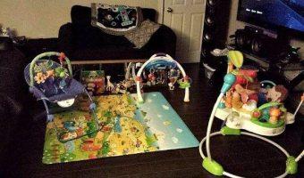 Baby Bjorn Bouncer Mini Giveaway #eatsleepplay