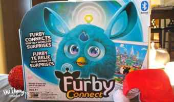 The New Hasbro Furby Connect